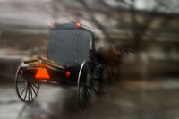 Blurred Buggy