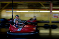 Zooming Bumper Cars